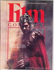 FILM COMMENT November 1981 - Terry Gilliam interview about TIME BANDITS