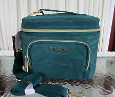 BEBE Gigi Insulated Lunch Bag Tote Crossbody Green NWT