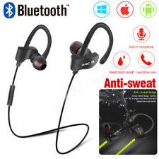 In Ear Kopfhrer Bluetooth 4.1 Kopfhörer Kabellos Sport Stereo Headset 4 Farbe DE