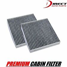 TOYOTA Carbon Cabin Air Filter Anti-Pollen 87139-YZZ08, 87139-YZZ10 2Pack
