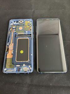 Original Samsung Galaxy S9 Plus LCD Screen Digitizer With Frame