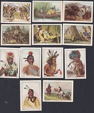 Switzerland Poster Stamps  INDIANS