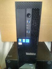 Lenovo ThinkStation C30 2x Intel Xeon E5-2609 V2 @2.50Ghz 64GB 1TB SATA NVS 315