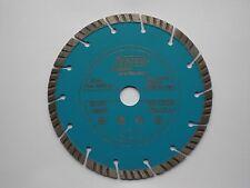 4 Diamant-Scheiben 10mm  Durchmesser 185mm Profi-Aktion