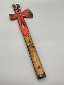 """Vintage Bridgeport BHM Corp No99 Tomahawk - Hatchet, Hammer, Crate Tool 12.5"""""""
