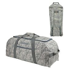 "WHOLESALE LOT 1 DOZEN 31"" ACU Military Army Dufflel Bag Gym Bag Camo Backpack"