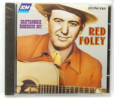 Red Foley: Chattanoogie Shoeshine Boy ~ NEW CD (Dec-2001, ASV/Living Era (UK))