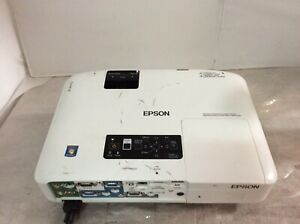 AS-IS Epson Powerlite 1925W Home Theater Projector H314A WXGA HDMI
