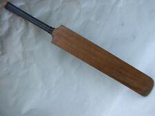 Vintage  Australian Baseball  Wood Bat Black Handle