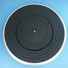 Fisher MT-728 Turntable Pad and Alum Platter , w21