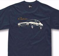 T-shirt for ford capri fans classic car rs mk2 tshirt  S - 5XL
