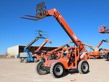 New Listing2012 Skytrak 8042 42' 8,000 lbs Telescopic Reach Forklift Telehandler 8K bidadoo