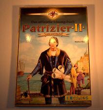 Patrizier 2 - Offizielles Lösungsbuch