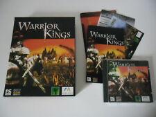 WARRIOR KINGS - PC - JEU PC BIG BOX COMPLET