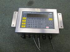 Weigh-Tronix Stainless Steel Digital Scale Indicator WI-127 Class III/IIIL Used