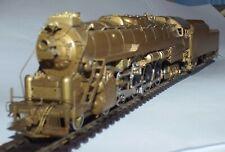 More details for nj custom brass ho scale reading class t-1 4-8-4 unpainted brass locomotive