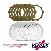 KIT 17 dischi frizione guarniti + metallici KTM 530EXC 2009 VERTEX