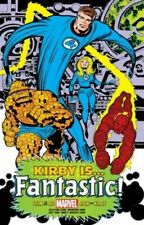 Kirby is...Fantastic! King-Sized Hardcover #14380