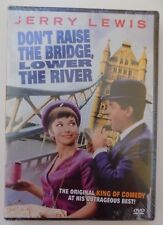 Jerry Lewis Don't Raise The Bridge Lower The Water DVD 1967 London NOS SEALED