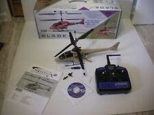 E-flite - BLADE CX2 - READY TO FLY MICRO RC HELICOPTER W/REMOTE NO CHARGER