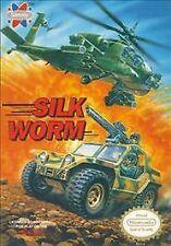 Silk Worm, (NES)