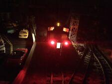NEW LED SMD Tail Lights Blinking Red & Amber & Black Flush Mounting Housings LGB