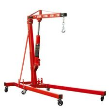 2 Ton Hydraulic Folding Engine Crane Hoist Lift Stand - BEC2000