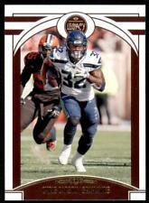 2020 Legacy Base #90 Chris Carson - Seattle Seahawks