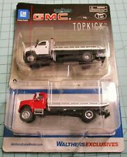 HO scale vehicles, Walthers, roll on, roll off trucks