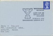 2453 1972 Tottenham Hotspur Last Day as League Cup Holders Tottenham London N17