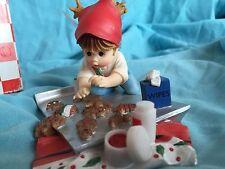 """My Little Kitchen Fairies """"BUSY COOKIE FAIRIE"""" 2010 NIB"""