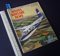 1956 June Vintage Model Airplane News USA Aeromodelling Hobby Magazine   (107)