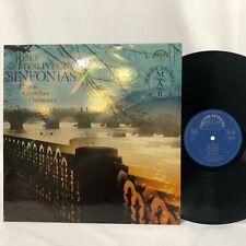 Josef Myslivecek Sinfonias Prague Chamber Orchestra Supraphon 1110 2836 G