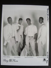 Boyz II Men PROMO PRESS PHOTO 8X10 A