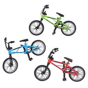 1:18 Alloy Bicycle Model Toy Racing Cycle Bike Cross Mountain Bike Gift Deco_BI