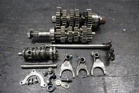 03-06 HONDA CBR600RR ENGINE MOTOR TRANSMISSION TRANNY GEARS 23211-MEE-000 04 05
