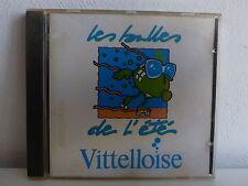 CD ALBUM PUB La Vitelloise Les bulles de l été ZOUK MACHINE / PACO / JORGE BEN