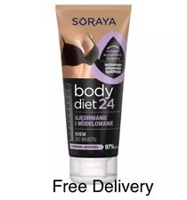 SORAYA BODY DIET 24 SERUM BREAST FIRMING CREAM MODELLING FIRMING ,150ml