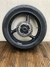 honda cbr 600 f4i Rear Wheel With Disc