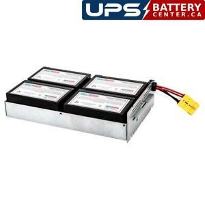 APC Smart-UPS 1500VA RM 2U SUA1500RM2U Compatible Replacement Battery Pack