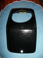 Black A.E. Rotary Phone Housing (Wall Mount), For Parts!