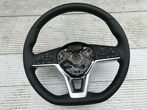 NISSAN X-TRAIL 2017-2020 T32 Leather Steering Wheel Multifunction 058C-2