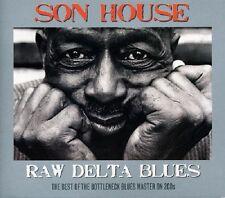 Son House Raw Delta Blues 2-CD NEW SEALED 2011 Bottleneck Death Letter Blues+