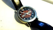 harley davidson bulova wrist watch ladies 76L10  gift collectible