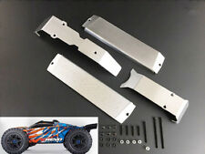 Stainless Steel Chassis Armor Skid Plate for 1/10 NEW Traxxas ERevo E-Revo 2.0
