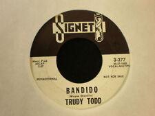 Trudy Todd Signet DJ 277 Bandido and Pathetique Melody
