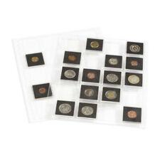 Pochettes transparentes Encap pour 20 capsules Quadrum Leuchtturm.