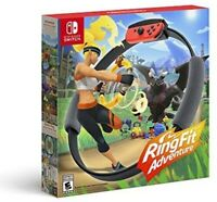 Ring Fit Adventure for Nintendo Switch [New Video Game]