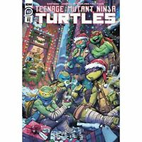 TMNT #112 EASTMAN & LAIRD ON COVER! TEENAGE MUTANT NINJA TURTLES IN HAND HTF