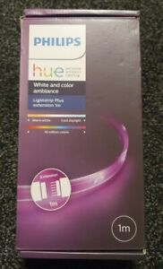 Philips Hue White And Colour Ambiance LED 1 Metre Compatible Alexa Appel Google